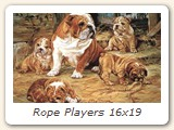 Rope Players 16x19